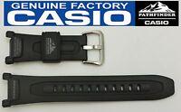 Montre Casio Band PRG 40. Pro Trek Triple Sensor Noir Rub  e90Ti