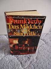 gebundener Roman / Buch: Frank Yerby * Das Mädchen aus Storyville *