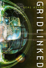Gridlinked (Ian Cormac), Asher, Neal Paperback Book