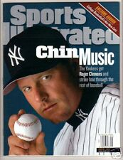 Roger Clemens Sports Illustrated 3/1/99 Mint NL