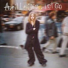 Avril Lavigne Let Go CD Album Arista 2002