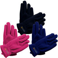 Regatta Taz II Kids Gloves Girls Boys Fleece Winter Glove
