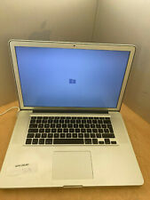 "Apple MacBook Pro 15"" A1286 FAULTY GRAPHICS GPU? SPARES REPAIRS PARTS LAPTOP 24"