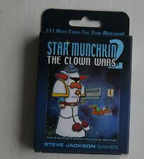 STAR Munchkin 2: il CLOWN WARS (COLORE EDIZIONE)