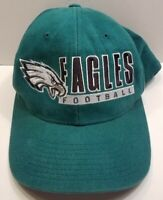 Starter Philadelphia Eagles Strap back Hat Green Vintage Pro Line