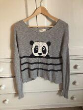 Hollister Panda Sweater XS/S