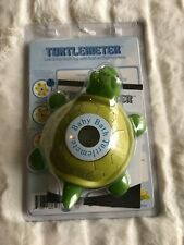 Turtlemeter, The Baby Bath Floating Turtle Toy and Bath Tub Thermometer New!