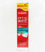 Colgate Optic White Sparkling Mint Formula Deep Whitening Toothpaste 40g