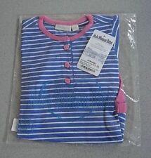 JoJo Maman Bébé Striped T-Shirts & Tops (0-24 Months) for Girls