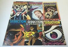 Eclipse horror SEDUCTION OF THE INNOCENT #1 2 3 4 5 6 ~ FULL SET