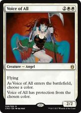VOICE OF ALL Commander Anthology MTG White Creature — Angel Rare