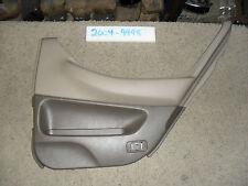 OEM Honda Door Trim Panel Honda Accord Sedan 4 Door 98 99 00 01 02 Tan Rr