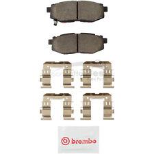New Brembo Disc Brake Pad Set Rear P78018N for Scion Subaru Toyota