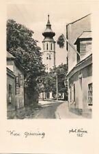 AK, Vienna, Grinzing (G) 19319