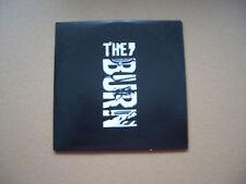 THE BURN - SALLY O'MATTRESS - ALBUM SAMPLER PROMO CD - NEW AND UNPLAYED