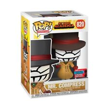 Funko Pop! Animation Mr COMPRESS - PRE ORDER!!! NYYC 2020 SHARED STICKER.