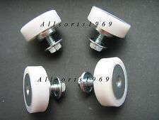 Shower Screen Door Rollers & Wheels * Set of 4 * spare parts
