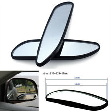 1 Pair Car Suv Rearview Parking Side Blind Spot Convex Mirror Wide Angle Mirror