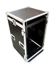 16RU Rack And Mixer Road Case Multipurpose Flightcase