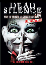 Dead Silence (2007 Ryan Kwanten) (Unrated Version) DVD NEW