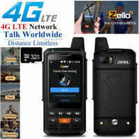 4G LTE Android Rugged Waterproof Smartphone PTT Walkie Talkie Mobile F50 +32GB