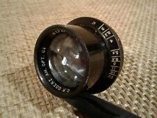 """C.P. Goerz Am.Opt co Hypar 3"""" F:3 Camera Lens"""