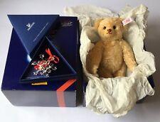 "Steiff Swarovski Teddy Bear ""Daniel"" - édition limitée 2004 in (environ 5090.16 cm) boîte d'origine"