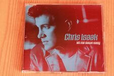 Chris Isaak - Let me down easy - 2 tracks Boitier neuf CD single promo RTL