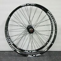 "RXR QR/Thru Axle Wheelset Mountain Bicycle 26"" 27.5"" 29"" Aluminum Alloy Clincher"