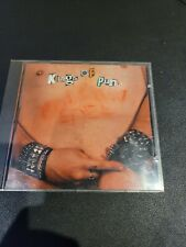 Poison Idea ‎– Kings Of Punk Taang! Records CD Discharge SOA Germs Black Flag