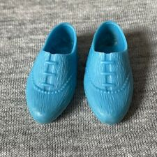 Pedigree Sindy Paul boyfriend Ship Ahoy 1967 blue doll shoes male boy 13M11