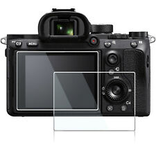 Tempered Glass LCD Screen Protector for Sony A7R MARK III 3 A7RIII Camera 2PCS