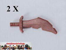 Lego® Castle Troll Schwert Säbel Kupfer 60752 aus 7979 7036 7037 7038 7041 7048