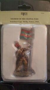 Del Prado Toy soldier Rare- from closing days, Italian, Sciumbsaci capo Eritrea