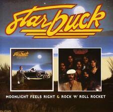 Starbuck - Moonlight Feels Right / Rock N Roll Rocket [CD]