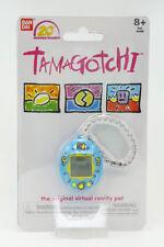 Tamagotchi Light Blue / Yellow 20th Anniversary Edition Bandai 2017. NEW