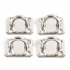 1x Boat Yachting 10*40*80*36 U-Bolt 316 Stainless Plates Deck Winching Hardware