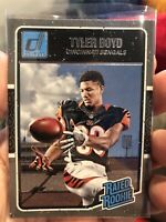 2016 Donruss Rated Rookie Tyler Boyd Cincinnati Bengals #397 Rc - QTY - HOT!!
