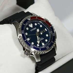 Citizen Promaster Marine Automatic Dive Watch NY0086-16L
