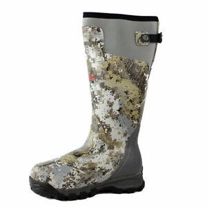 Lacrosse AlphaBurly Pro 18' 1600G Insulated Boots Optifade Elevated II 376018 11