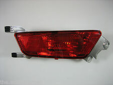 Range Rover Evoque Left Rear Bumper Red Fog Light Assembly Lamp Genuine New