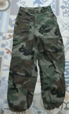 TOPSHOP Womens camouflage trousers size UK 6