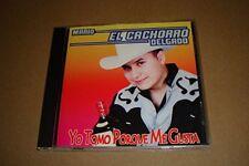 Mario El Cachorro Delgado Yo Tomo Porque Me Gusta CD New