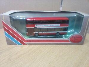 Efe 29302 Rare Wilts And Dorset Bus