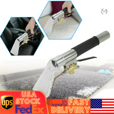 Upholstery Carpet Cleaning Extractor Auto Detail Wand Hand Tool Removing Dust
