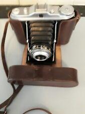 Agfa Vintage Isolette I Folding Film Camera
