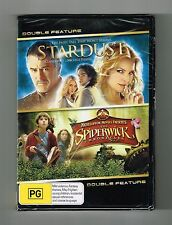 The Stardust / Spiderwick Chronicles (2-Movie Collection) Dvds Brand New Sealed