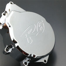 Motocycle Engine Stator cover for Yamaha YZF-R6 YZF R6 06-13 CHROME left side