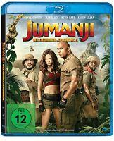 Jumanji: Willkommen im Dschungel (2018)[Blu-ray/NEU/OVP] Dwayne Johnson, Jack Bl