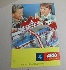 Lego Ideenbuch Deutschland Sonstiges Mursten alt 50er / 60er
